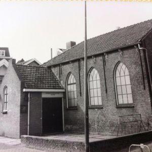 Samuel Aardewerksteeg Synagoge