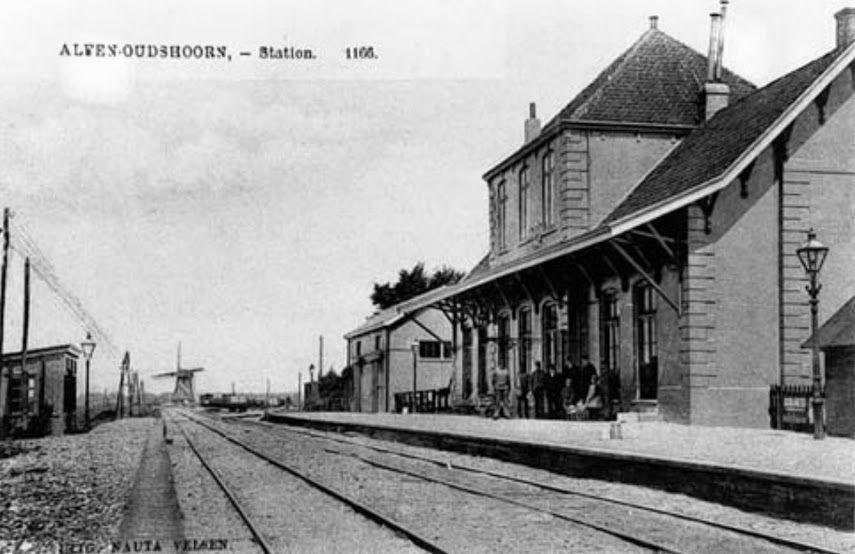 Station Alphen-Oudshoorn