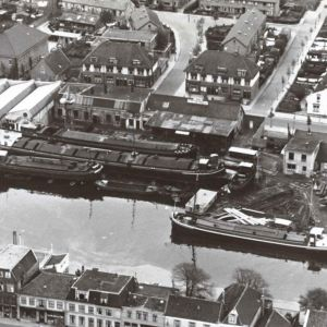 Wilhelminalaan scheepswerf Boot