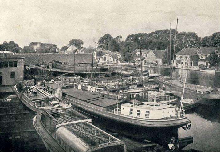 Wilhelminalaan, Scheepswerf Boot